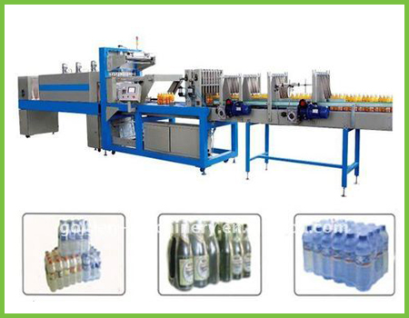 Bundle-Shrink-Wrapping-Packaging-Machine
