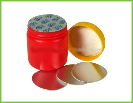 Induction Seal Liners, Foils & Wads for PP/PE/PS/PET/PVC & Glass
