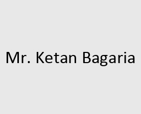 Mr. Ketan Bagaria